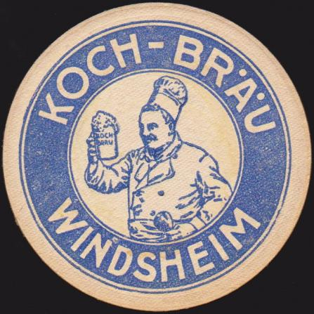 Bad Windsheim, Koch-Bräu, +1975